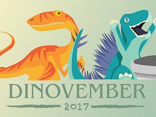 [KEEP] Dinovember Challenge