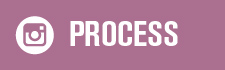 "IMG: Desaturated purple banner with Instagram icon and text ""Process"""