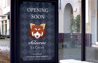 Ailurus Ice Cream