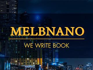 Melbnano Branding Identity